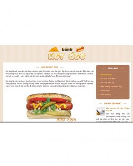 Bánh Hot dog – banhhotdog.com