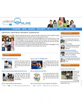 Luyện thi online - luyenthionline.com