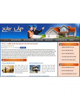 Xây lắp - xaylap.vn